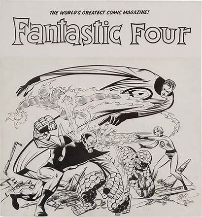 John Byrne Skrull Fantastic Super Four Beatty