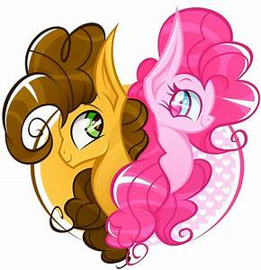 """Cheese Sandwich & Pinkie Pie"" by euphoriapony Redbubble"