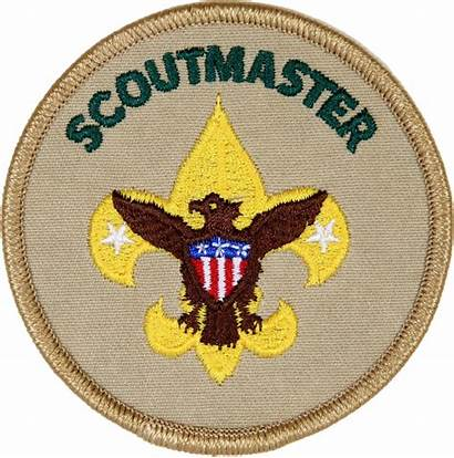 Scoutmaster Covid Patch Troop Scouting
