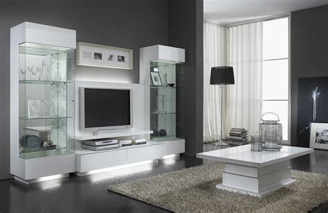 canape blanc pas cher salon moderne blanc