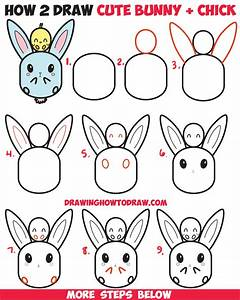 Easter Drawings Step By Step – Merry Christmas And Happy ...
