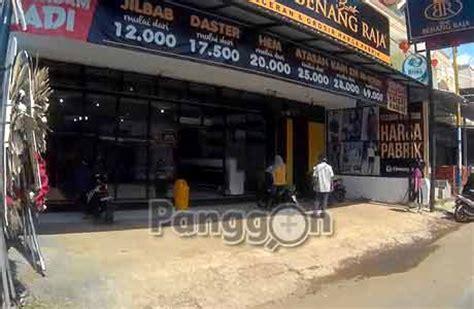 alamat telepon toko batik benang raja purwokerto