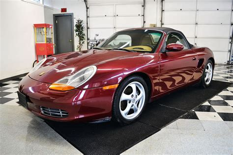 Sports For Sale by 2000 Porsche Boxster Rebuildable For Sale