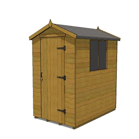 6x10 Shed Home Depot by 6 X 10 Shed Plans Sketchup Models Most Popular Plans Guide