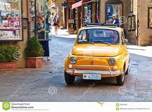 Fiat 500 Ancienne Italie : small old italian city car fiat 500 on the street editorial image image 65833425 ~ Medecine-chirurgie-esthetiques.com Avis de Voitures