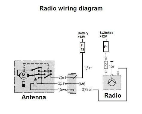 Radio Wiring Mercedes Benz Forum