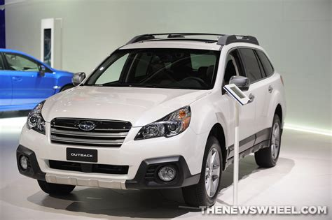 Outback News by 2014 Subaru Outback Overview The News Wheel