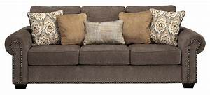 Buy ashley furniture 4560039 emelen queen sofa sleeper for Ashley sleeper sofa