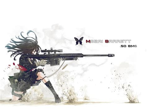 Anime Gun Wallpaper - anime gun wallpaper 1024x768 wallpoper 362880