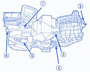 Chrysler Aspen 2009 Engine Part Electrical Circuit Wiring