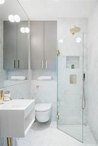 Douche Petit Espace : salle de bain italienne petite surface les deux pieds sur terre obsigen ~ Voncanada.com Idées de Décoration