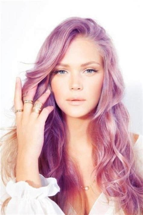 Which Hair Color Is The Best by Lila Haare Haare In Knallfarben Sind In Frisurentrends