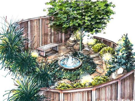 mediation garden a meditation garden plan hgtv