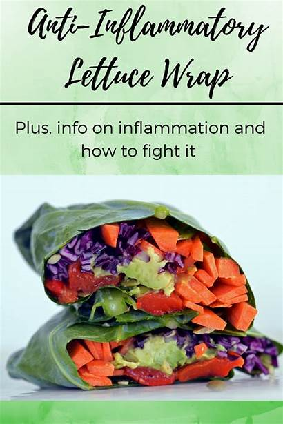 Lettuce Wrap Recipes Inflammation Fighting Vegetarian Recipe