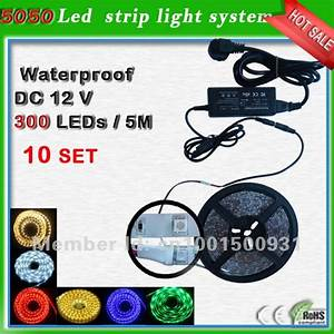 12 Volt Led Rope Lights Free Shipping Waterproof 5050 Smd