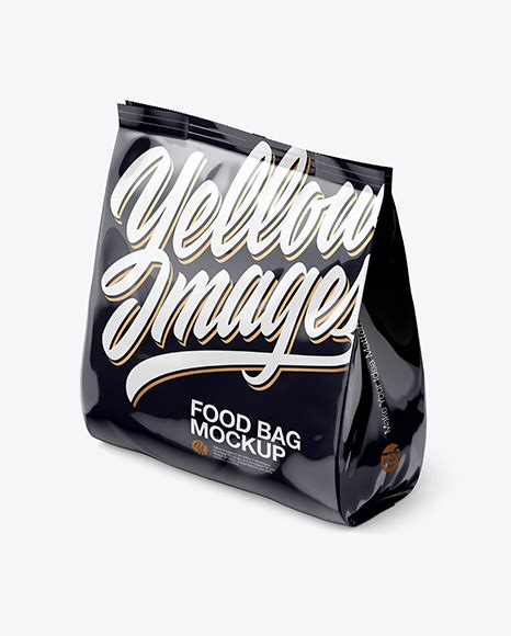 The best realistic free chips bag mockup, showcase your design in three different flavors with snack bag psd mockup. Download Psd Mockup Bag Cookies Food Glossy Golden Layer ...