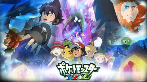 Xy Anime Wallpaper - pok 233 mon xyz wallpapers wallpaper cave
