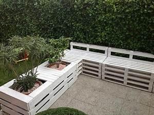 Terrasse Avec Palette : terrasse en palettes jardins pinterest palette jardin salon de jardin palettes et ~ Melissatoandfro.com Idées de Décoration