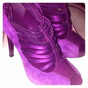 Aldo Shoes Aldo Purple Heels Size 37 Poshmark