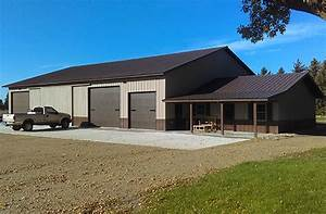 balaton mn ag storage shop building lester buildings With 80x80 steel building