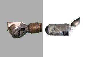Dīzeļa kvēpu filtra bojājumi - Nox Cleantech