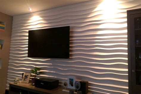 Wall 3d by 3d Wall Panels Choppy Design Deco Stones