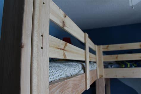 L Shaped Bunk Bed Plans by 187 L Shaped Loft Bunk Bed Planspdfwoodplans