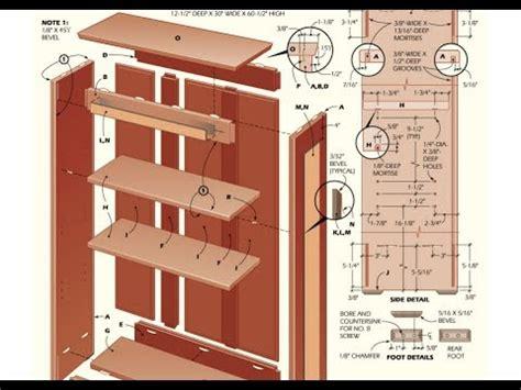 bookcase plans   build  bookcase  plans
