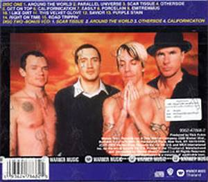 RED HOT CHILI PEPPERS - Californication (Album, CD) | Rare ...