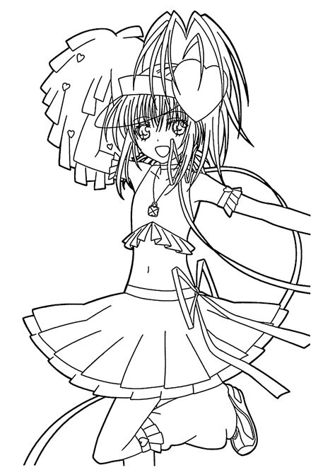 things 3 disegni da colorare shugo chara coloring pages for printable free