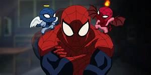 Animated Spider-Man Movie Gets a Logo; Will 'Break New Ground'