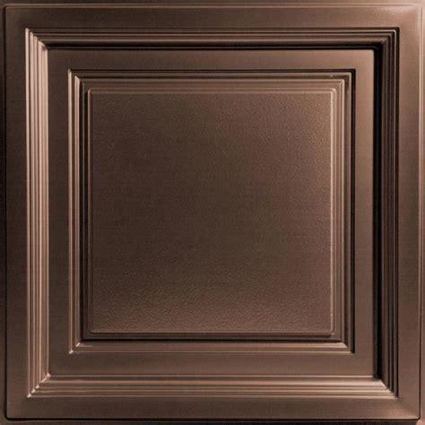 westminster bronze ceiling tiles