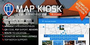 City Guide Directory Portal V162 Download Free Premium