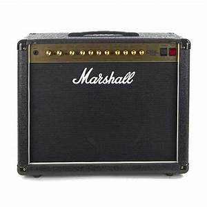 Used Marshall Dsl40c 40w 1x12 Tube Combo Amp