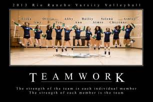 Quotes About Volleyball Teamwork