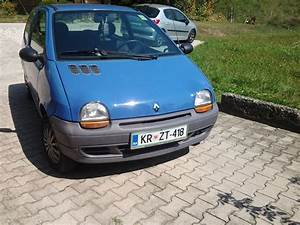 1998 Renault Twingo - Pictures