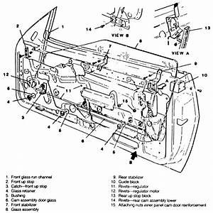2003 Chevy Cavalier Parts Diagram  U2013 1996 Chevy Cavalier 2