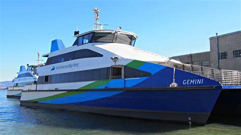 Ferry Boat Developments new richmond ferry terminal can it stimulate development