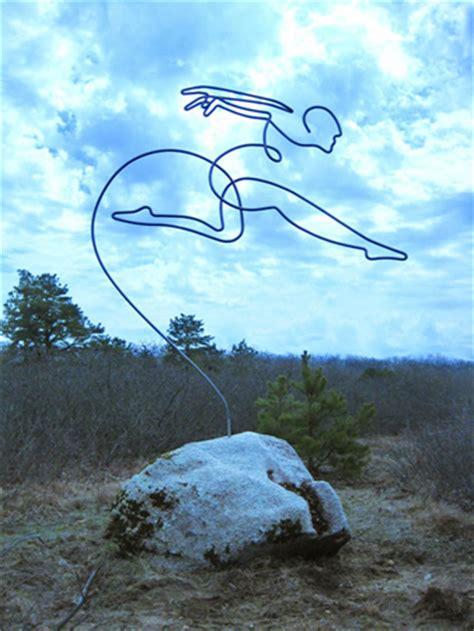 steel  sculptures design swan