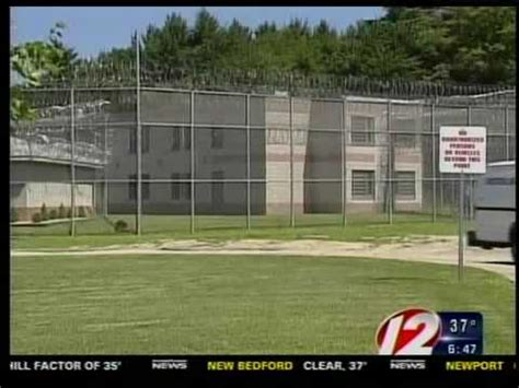 Dartmouth House Of Correction by Inmate At Bristol County House Of Corrections