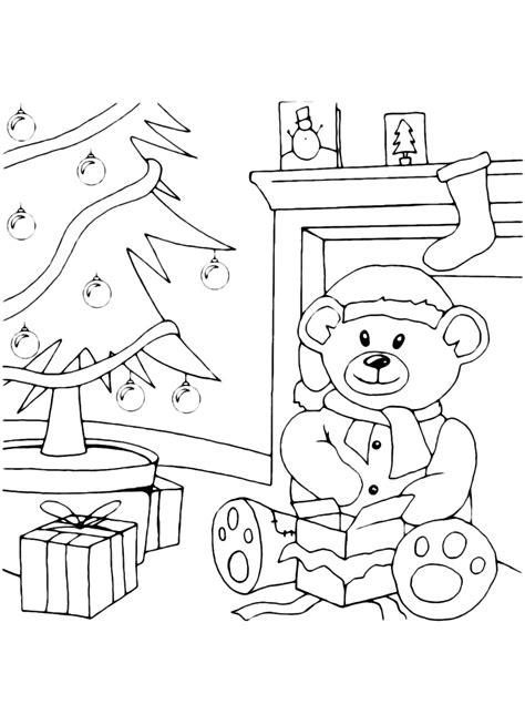 disegni per bambini da scaricare gratis orsetto di natale disegni gratis per bambini disegni da