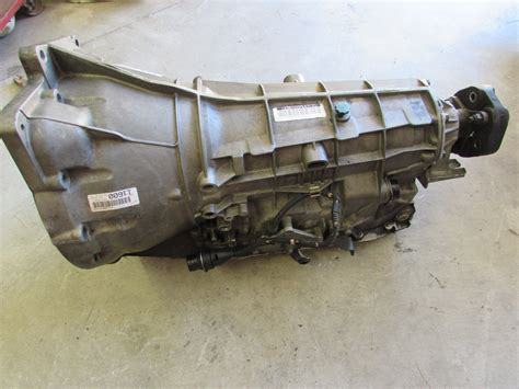 Bmw Zf 5hp-19 Transmission Automatic W/ Torque Converter