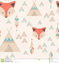 Cute Fabric Pattern Arrow