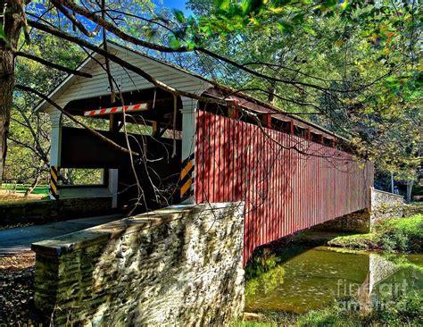 mercers mill covered bridge  nick zelinsky  images