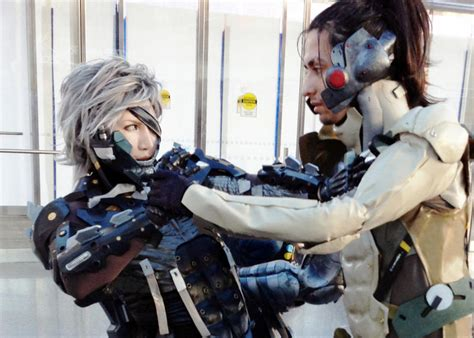 Raiden Refuses Sams Advances By Cosplay4funultimate On