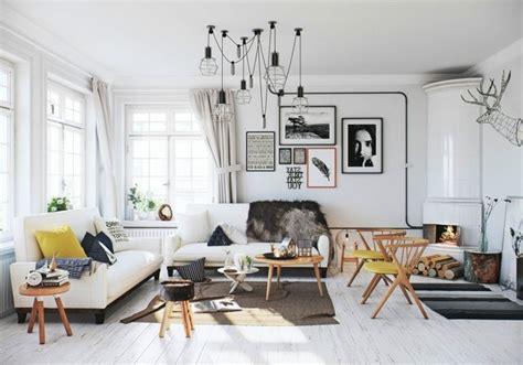 Wohnzimmer Skandinavisch Einrichten by Skandinavisch Einrichten 60 Inneneinrichtung Ideen F 252 R