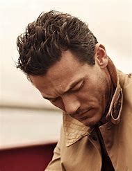 Luke Evans Man of the World
