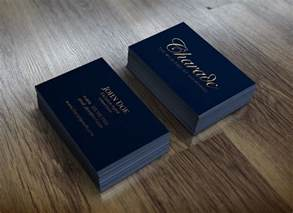 metallic gold letterpress business card  behance