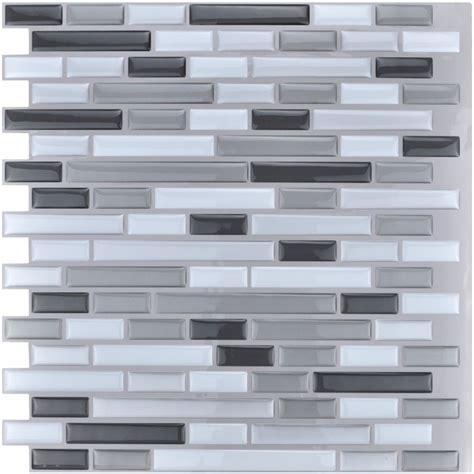 kitchen backsplash stick on tiles peel and stick tiles kitchen backsplash tiles 12 39 39 x12 39 39 3d