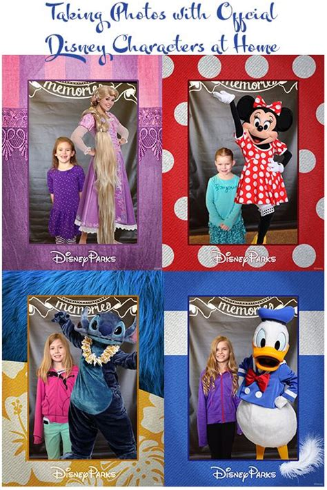 official disney characters   disneyside athome